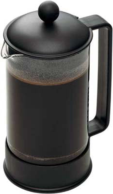 Bodum Black Brazil Coffee Press