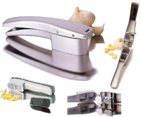 Amco Garlic Press and Slicer