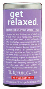 Republic of Tea Get Relaxed Herb Tea