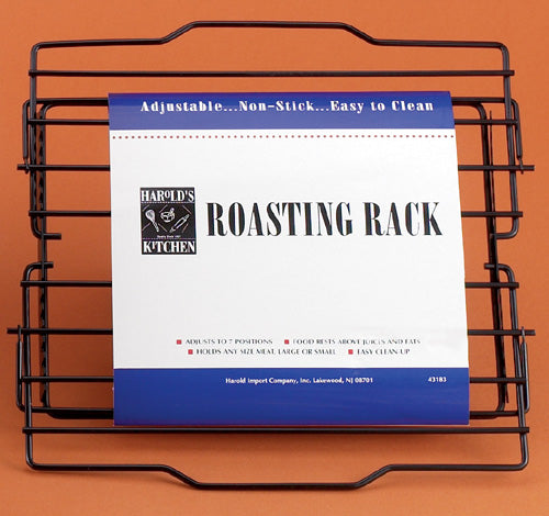 Nonstick Adjustable Roasting Rack