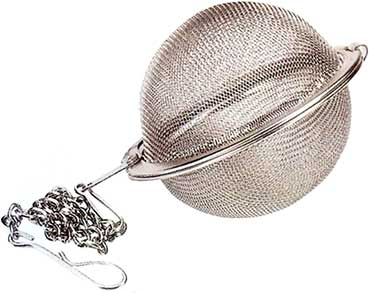 Progressive Stainless Steel Mesh Tea Ball