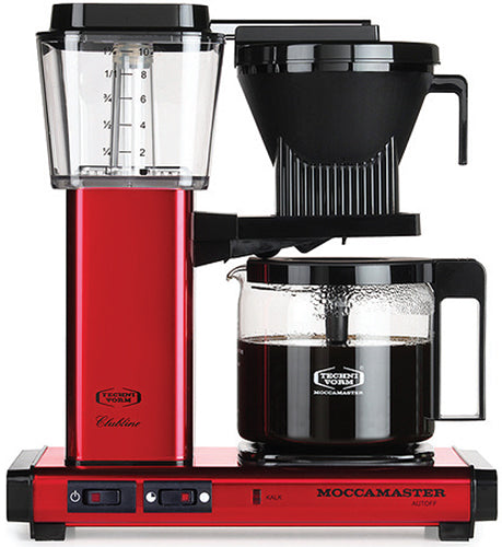Refurbished Technivorm Moccamaster Glass Carafe Coffee Maker KBG 741 AO