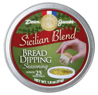 Sicilian Blend Bread Dipping Seasoning
