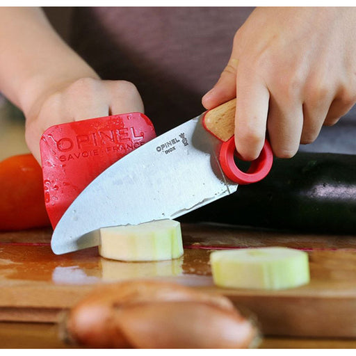 Opinel Le Petite Chef Knife with Finger Protector