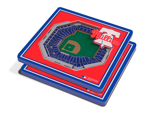 Set of 2 Stadium View Coasters
