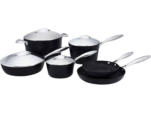 Scanpan PRO 10 Piece Nonstick Cookware Set