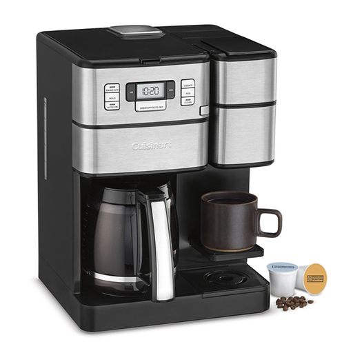 Cuisinart Grind&Brew Plus Coffee Center