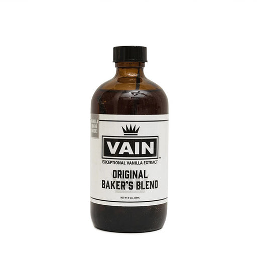 Vain Original Baker's Blend 8 oz Vanilla Extract