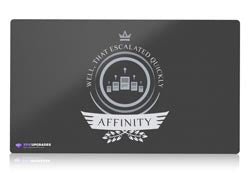 affinity v2 magic the gathering mtg playmat
