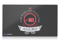 aggro v1 magic the gathering mtg playmat