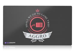 aggro v2 magic the gathering mtg playmat