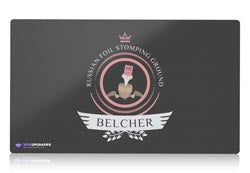 belcher magic the gathering mtg playmat