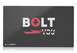 bolt you magic the gathering mtg playmat