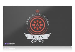 burn v2 magic the gathering mtg playmat