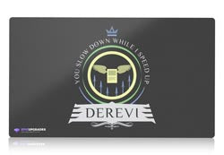 commander derevi magic the gathering mtg playmat