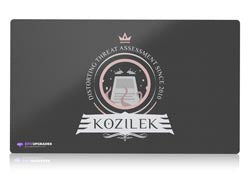 commander kozilek magic the gathering mtg playmat