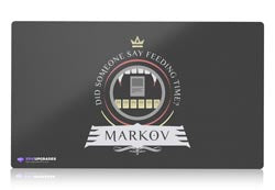 commander markov magic the gathering mtg playmat