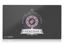 commander nekusar magic the gathering mtg playmat