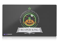 commander reaper king magic the gathering mtg playmat