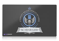 commander scarab god magic the gathering mtg playmat