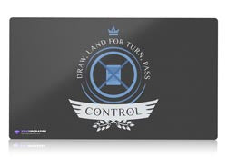 control v2 magic the gathering mtg playmat