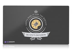 death's shadow v2 magic the gathering mtg playmat
