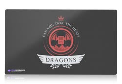 dragons magic the gathering mtg playmat