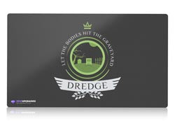 dredge v2 magic the gathering mtg playmat