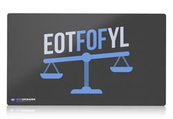 eotfofyl fact or fiction magic the gathering mtg playmat