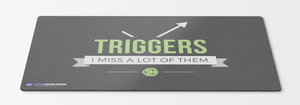 missed triggers playmat
