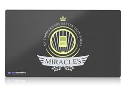 miracles magic the gathering mtg playmat