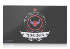 phoenix life magic the gathering mtg playmat