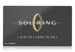 sol ring magic the gathering mtg playmat