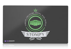 stompy life magic the gathering mtg playmat