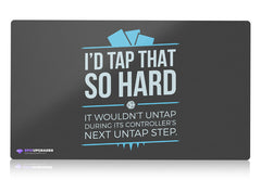 tap that magic the gathering mtg playmat