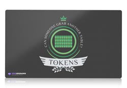 tokens magic the gathering mtg playmat