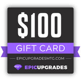 Epic Upgrades Gift Card ($25, $50, or $100)
