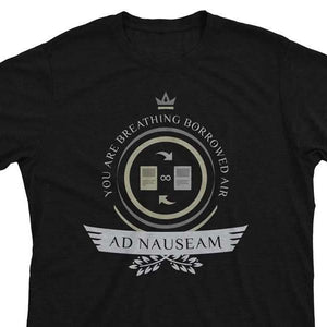 Ad Nauseam Life V2 - Magic the Gathering Unisex T-Shirt - epicupgrades