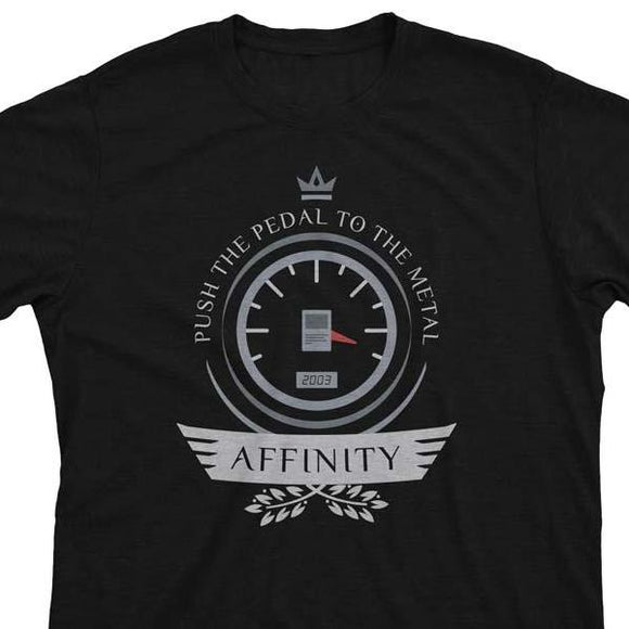 Affinity Life V1 - Magic the Gathering Unisex T-Shirt
