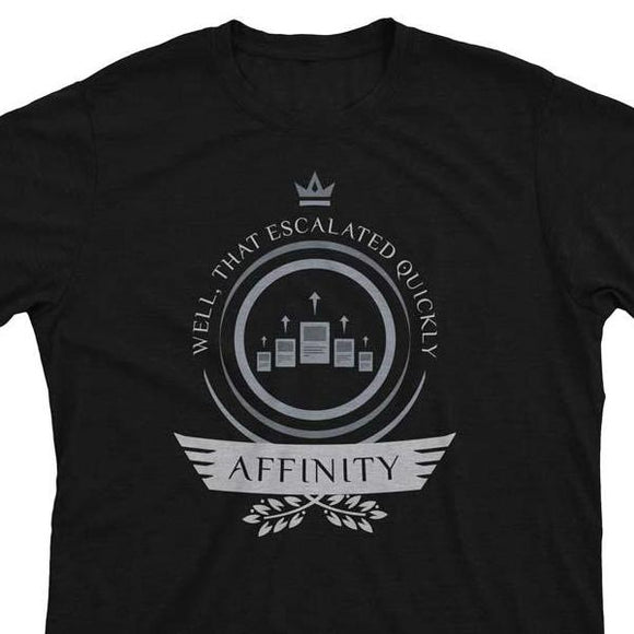 Affinity Life V2 - Magic the Gathering Unisex T-Shirt - epicupgrades
