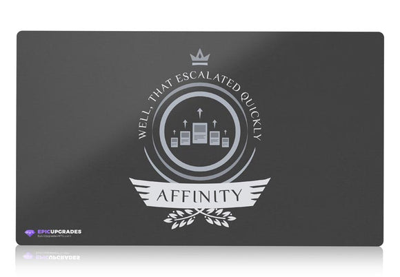 Playmat -  Affinity Life V2 Magic the Gathering - mtg