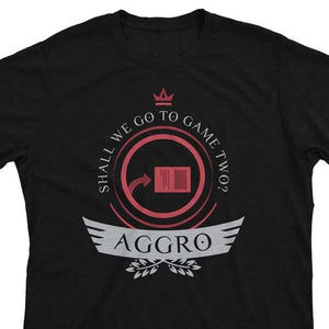 Aggro Life V2 - Magic the Gathering Unisex T-Shirt - epicupgrades
