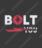 Playmat -  Bolt You Magic the Gathering