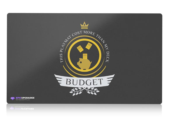 Playmat -  Budget Life Magic the Gathering - mtg