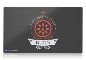 Playmat -  Burn Life V2 Magic the Gathering - mtg
