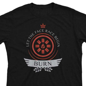 Burn Life V2 - Magic the Gathering Unisex T-Shirt