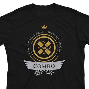 Combo Life V1 - Magic the Gathering Unisex T-Shirt