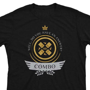 Combo Life V2 - Magic the Gathering Unisex T-Shirt - epicupgrades