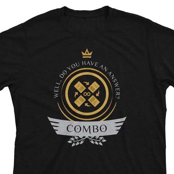 Combo Life V2 - Magic the Gathering Unisex T-Shirt