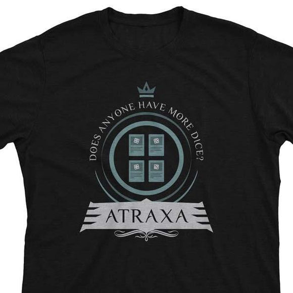 Commander Atraxa - Magic the Gathering Unisex T-Shirt
